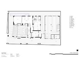 Floor Plan Of Warehouse by T House Notds Archdaily