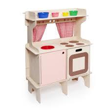 cuisinière en bois jouet collection avec cuisine bois miele jouet