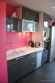 cuisine grise et deco cuisine grise decoration couleur peinture mur cuisine couleur