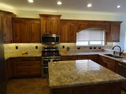 kitchen with large kitchen island this contemporary kitchen s