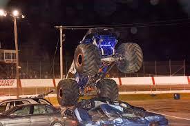 night destruction 2017 u2013 thrills spills stunts monster