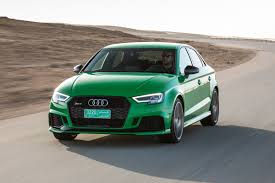 audi 2017 2017 audi rs3 review audi u0027s smallest rs hits new heights evo