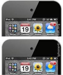 Iphone 5 Top Bar Icons Temp In Status Bar Macrumors Forums