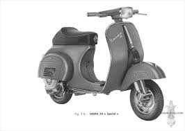 vespa 50 owner u0027s manual
