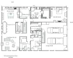 open house floor plans with pictures rectangle house floor plans do you think this plan will work home