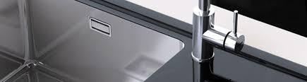 Glass Sinks - Glass sink kitchen
