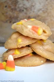 soft batch candy corn cookies southern made simple