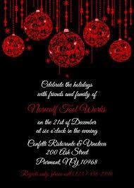 christmas party invite home design inspirations
