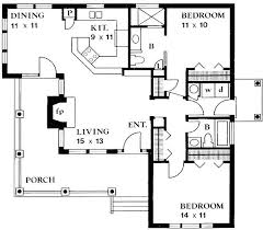 two bedroom cottage small 2 bedroom cottage floor plans cabin two log cabins in the