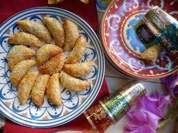 chausson cuisine mini chaussons feuilletés sauce tomate à la marocaine la cuisine