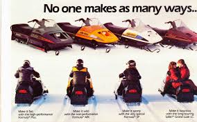 formula 3 skidoo classic snowmobiles of the past the 1986 ski doo line up