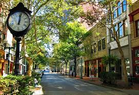 West Virginia Travel Clock images Capitol street charleston wv spaces and places pinterest jpg