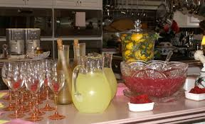 it u0027s a a pretty in pink greek baby shower kitchen