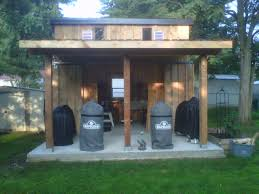 ultimate backyard bbq and here she is the ultimate bbq cookshack