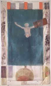 David Hammons African American Flag Then And Now Untitled After Rauschenberg Artnews