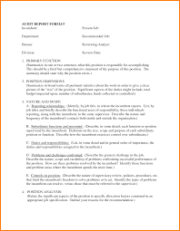 company report format template 8 business report format card authorization 2017