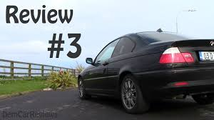 review 2003 bmw e46 318ci hd eng youtube