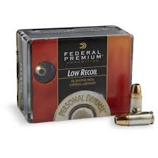 federal premium personal defense 9mm luger hs jhp 135 grain 20