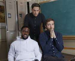 kevin hart ed helms and thomas middleditch offer the real on