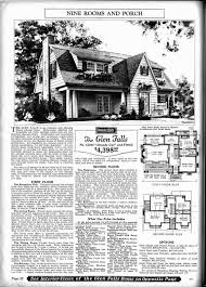 Colonial Revival Homes by Salisbury North Carolina Real Estate Dutch Colonial Revival Home