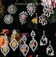 diamond earrings india tanishq diamond studs jewellery designs
