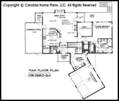 style house floor plans large contemporary ranch style house plan cr 2880 sq ft luxury