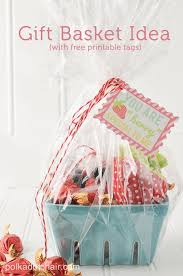 printable tags for gift baskets strawberry gift basket ideas basket ideas berry baskets and free