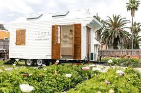 krewe tiny house residency launch celebration in alys beach jun 23