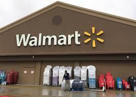 American Flag Walmart Walmart Boosts Starting Pay Offers Bonuses Parental Leave