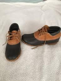 ll bean duck boots womens size 9 ll bean vintage ll bean duck boots womens us size 9