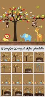 Fabric Wall Decals For Nursery 7 Best Fabric Decals Images On Pinterest Decal Nursery Trees