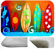 Pottery Barn Bath Rug by Awesome Surfboard Bathroom Rugs Gallery The Best Small And
