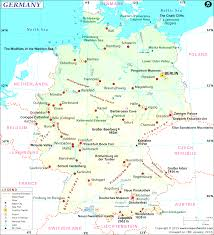 map of countries surrounding germany map of countries surrounding germany map countries