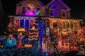 Dyker Heights Christmas Lights Dyker Heights Christmas Lights In Brooklyn