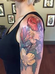 blaque owl tattoo