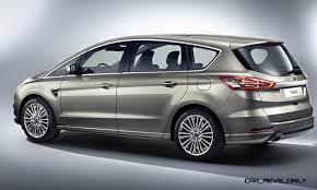 2015 ford s max van adds led lighting and next gen sync in