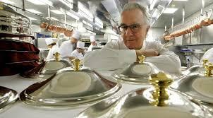 cuisine des grands chefs médiatisation des chefs et multiplication des émissions de cuisine