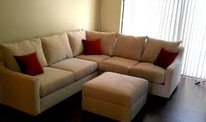 Beige Sectional Sofas Sectional Sofa With Ottoman Sectional With Ottoman