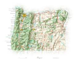 Imus Map Of The United States by State Of Colorado Cartographic Art