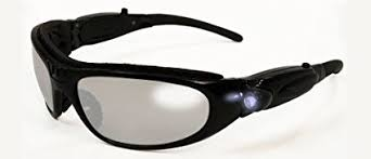 safety glasses for led lights highbeam led lighted safety glasses eva foam padded ansi z87 1