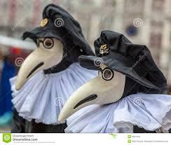 venetian bird mask the plague doctor s mask medico della peste editorial
