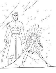 walt disney coloring pages prince hans queen elsa walt disney