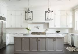 green kitchen cabinets with white island 67 desirable kitchen island decor ideas color schemes