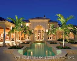 luxury mediterranean home plans 160 best outdoor living spaces the sater design collection