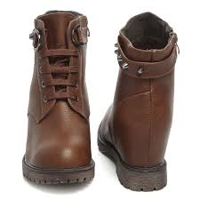buy boots for cheap in india buy brown leather boots by ten product code tenmbttbi