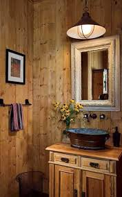rustic bathroom ideas and designs part 1