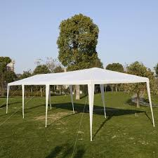 30 x 10 ft outdoor party canopy tent with 8 walls canopies