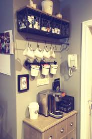 diy coffee station ideas diy do it your self