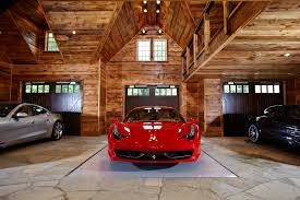 luxury garages where the car is king u2014wsj mansion wsj
