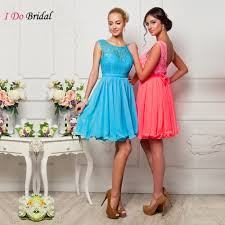 turquoise and coral bridesmaid dresses bridesmaid dresses dressesss